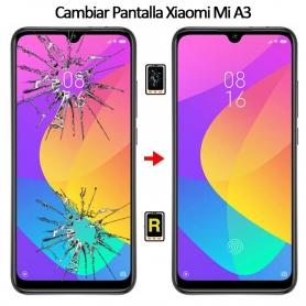 Cambiar Cristal De Pantalla Xiaomi Mi A3