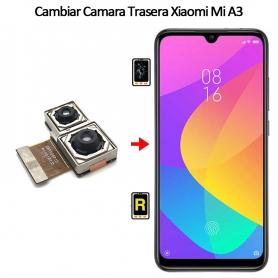 Cambiar Cámara Trasera Xiaomi Mi A3
