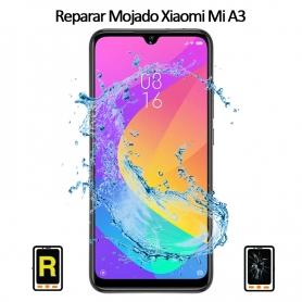 Reparar Mojado Xiaomi Mi A3