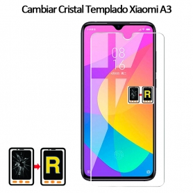 Cristal Templado Xiaomi Mi A3