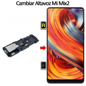 Cambiar Altavoz De Música Xiaomi Mi Mix 2