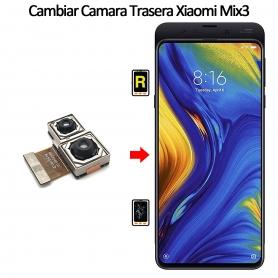 Cambiar Cámara Trasera Xiaomi Mi Mix 3
