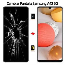 Cambiar Cristal De Pantalla Samsung Galaxy A42 5G
