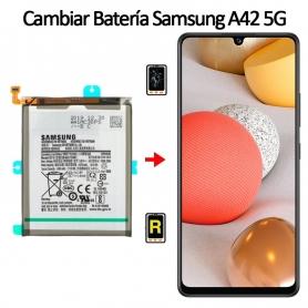 Cambiar Batería Samsung Galaxy A42 5G Original