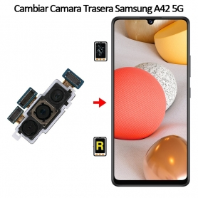 Cambiar Cámara Trasera Samsung Galaxy A42 5G