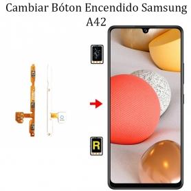 Cambiar Botón De Volumen Samsung Galaxy A42 5G