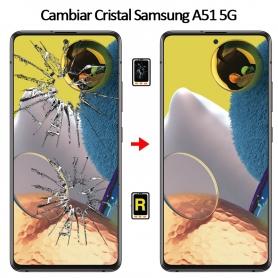 Cambiar Cristal De Pantalla Samsung Galaxy A51 5G