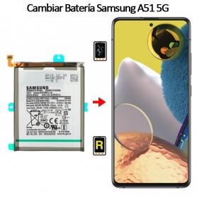 Cambiar Batería Samsung Galaxy A51 5G