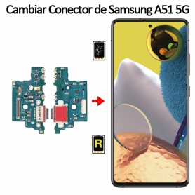 Cambiar Conector De Carga Samsung Galaxy A51 5G
