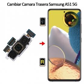 Cambiar Cámara Trasera Samsung Galaxy A51 5G