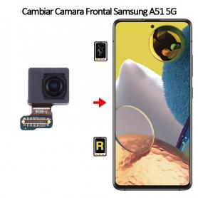 Cambiar Cámara Frontal Samsung Galaxy A51 5G