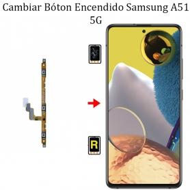 Cambiar Botón De Encendido Samsung Galaxy A51 5G