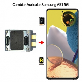 Cambiar Auricular De Llamada Samsung Galaxy A51 5G