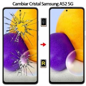 Cambiar Cristal De Pantalla Samsung Galaxy A52