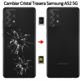 Cambiar Tapa Trasera Samsung Galaxy A52
