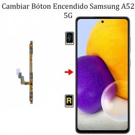 Cambiar Botón De Encendido Samsung Galaxy A52