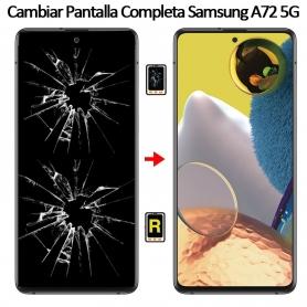 Cambiar Pantalla Samsung Galaxy A72