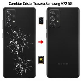 Cambiar Tapa Trasera Samsung Galaxy A72