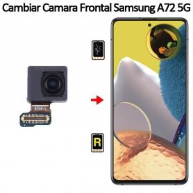 Cambiar Cámara Frontal Samsung Galaxy A72