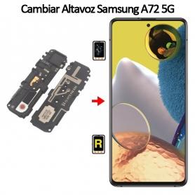 Cambiar Altavoz De Música Samsung Galaxy A72