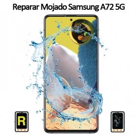 Reparar Mojado Samsung Galaxy A72