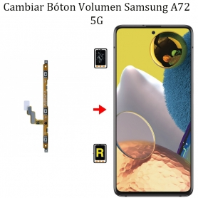 Cambiar Botón De Volumen Samsung Galaxy A72