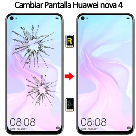 Cambiar Pantalla Huawei Nova 4