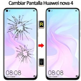 Cambiar Cristal De Pantalla Huawei Nova 4