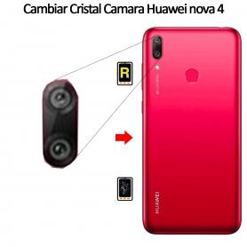 Cambiar Cristal Cámara Trasera Huawei Nova 4