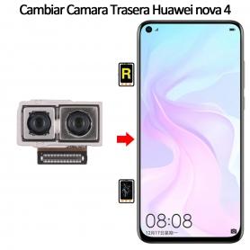 Cambiar Cámara Trasera Huawei Nova 4