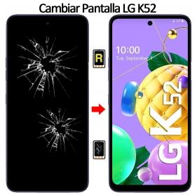 Cambiar Cristal De Pantalla LG K52