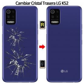 Cambiar Tapa Trasera LG K52