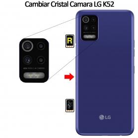 Cambiar Cristal Cámara Trasera LG K52