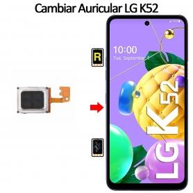 Cambiar Auricular De Llamada LG K52