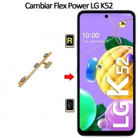 Cambiar Botón De Encendido LG K52