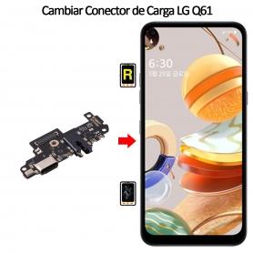 Cambiar Conector De Carga LG Q61