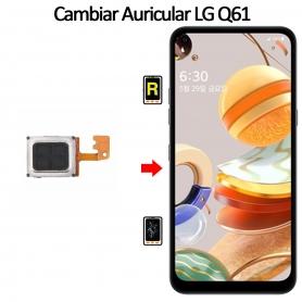 Cambiar Auricular De Llamada LG Q61