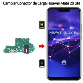 Cambiar Conector De Carga Huawei Mate 20 Lite