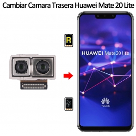 Cambiar Cámara Trasera Huawei Mate 20 Lite