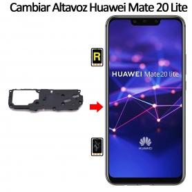 Cambiar Altavoz De Música Huawei Mate 20 Lite