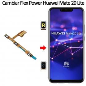 Cambiar Botón De Encendido Huawei Mate 20 Lite