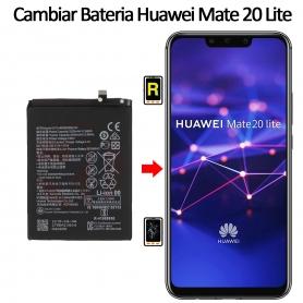 Cambiar Batería Huawei Mate 20 Lite