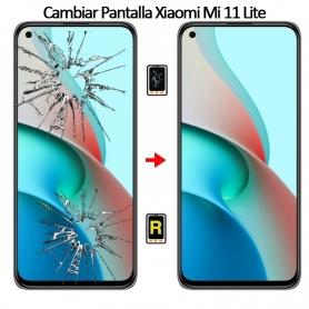 Cambiar Cristal De Pantalla Xiaomi Mi 11 Lite