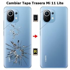 Cambiar Tapa Trasera Xiaomi Mi 11 Lite