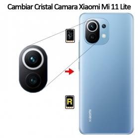 Cambiar Cristal Cámara Trasera Xiaomi Mi 11 Lite
