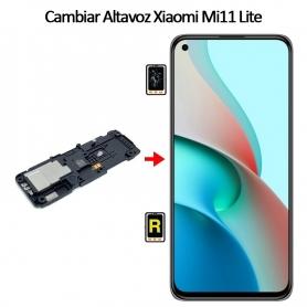 Cambiar Altavoz De Música Xiaomi Mi 11 Lite