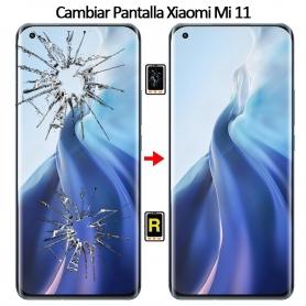 Cambiar Cristal De Pantalla Xiaomi Mi 11 5G