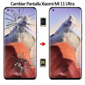 Cambiar Pantalla Xiaomi Mi 11 Ultra