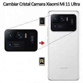 Cambiar Cristal Cámara Trasera Xiaomi Mi 11 Ultra