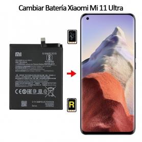 Cambiar Batería Xiaomi Mi 11 Ultra